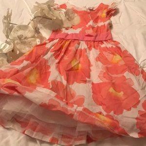 GYMBOREE SUMMER PARTY DRESS